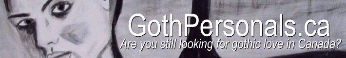 Goth Personals Canada