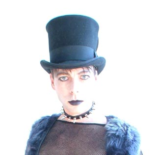 Of Goth Is That Both Men And Women Wear The Ubiquitous Black Eye Liner This One Aspect Makeup Application Not Only Takes Practice