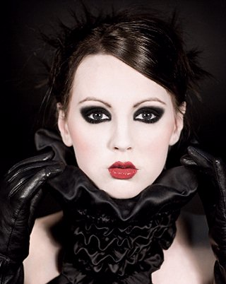 Gothic Hair and Makeup - The Gothic eZine