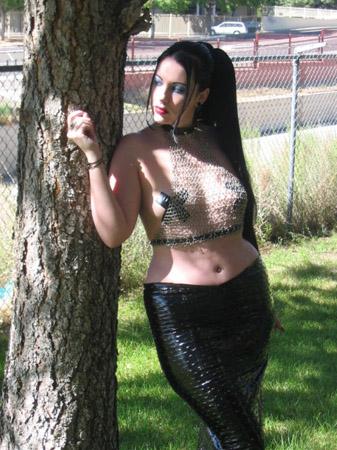 Sexy chinky